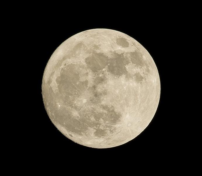 El descubrimiento de la luna