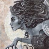 Diosa Medusa